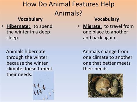 organisms and their habitats
