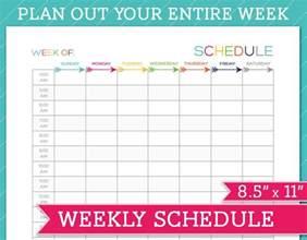 one week template one week calendar template helloalive