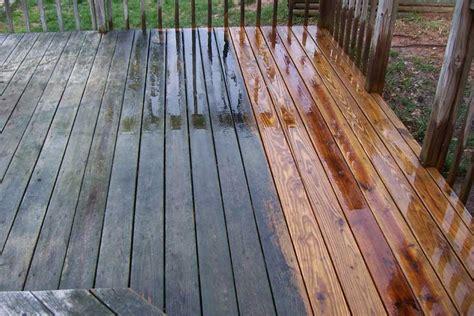 pressure washing cleaning deck edmonton sherwood park