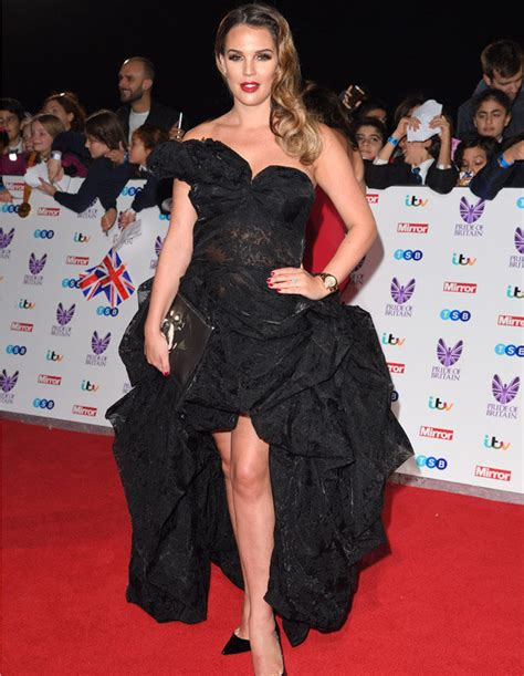 Bsf 02 Dress Palyboy danielle lloyd held talks to pose for again as returns to mag daily