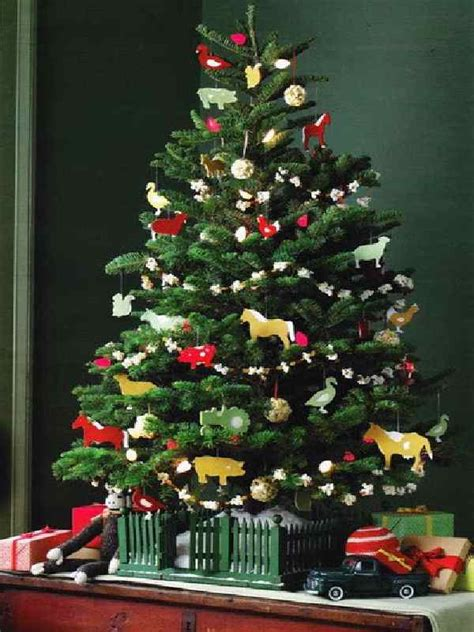 christmas tree ideas for a small space pictures reference