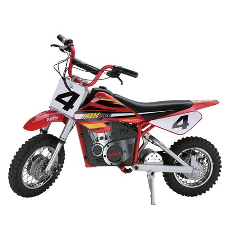 razor motocross bike electric dirt bike for teens