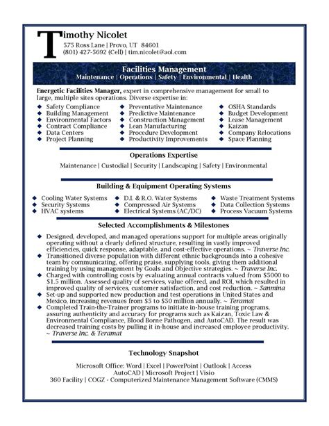 it professional resume professional resume sles by julie walraven cmrw