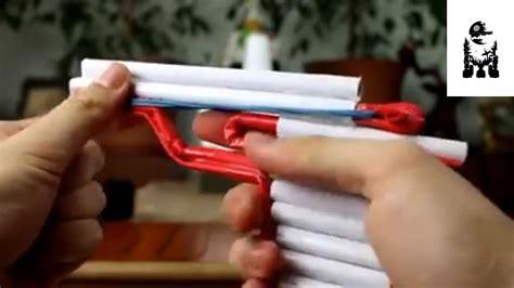 cara membuat pistol mainan dari kardus keren cara membuat pistol mainan dari kertas youtube