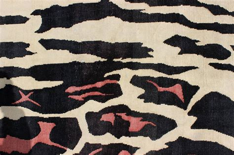 Cool Modern Rugs Unique Mid Century Modern Design Rug For Sale At 1stdibs