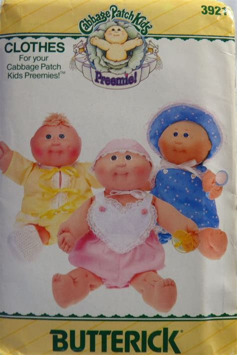 26 best cabbage patch sewing patterns images on