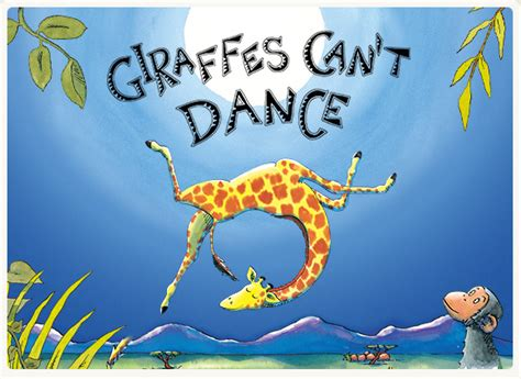 giraffes cant dance b018h9jvsc giraffes can t dance or can they tall district