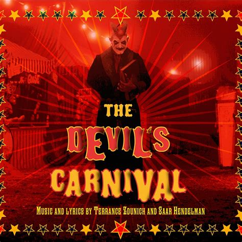 Dvd With Devils Musical the devil s carnival original motion picture 2012 soundtrack cd cleopatra records store