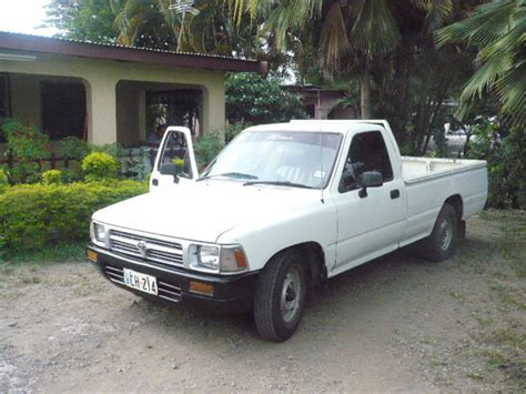 1989 Toyota Specs Winprocool 1989 Toyota Hilux Specs Photos Modification