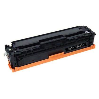 Toner Ce410a hp 305a ce410a compatible black toner cartridge cheap and free delivery 123inkcartridges canada