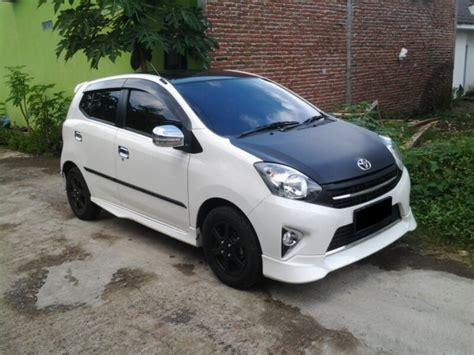 Modifikasi Toyota Agya Modifikasi galeri foto modifikasi mobil toyota agya terbaru modif motor mobil