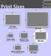 what is the size of exif photo paper sizes 4r flickr photo