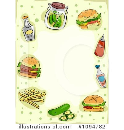 sample food clipart borders clipart collection fast