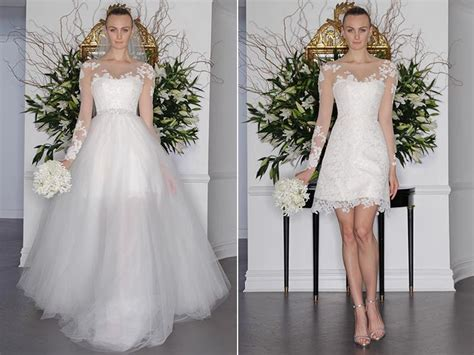 Wedding Dress With Detachable Skirt by 1000 Ideas About Detachable Wedding Skirt On