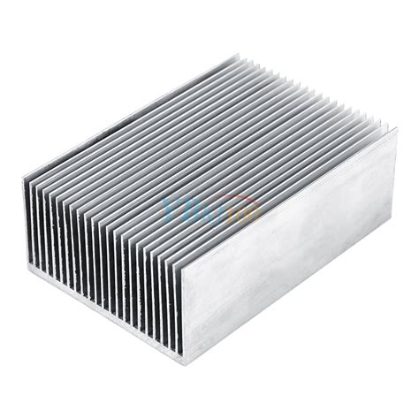 aluminum heat sink 100x69x36mm aluminum heatsink heat sink cooling fin