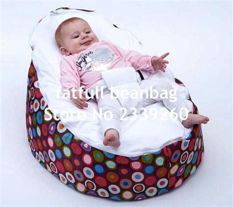 baby sleeping bean bag cover only no fillings balls print baby bean bag chair