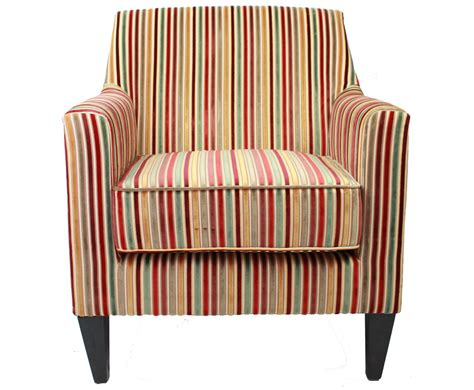 striped fabric armchairs golding candy striped fabric arm chair