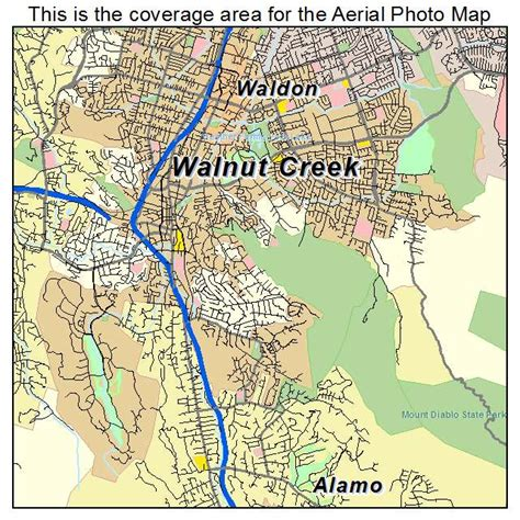 map of walnut california walnut creek ca pictures posters news and on
