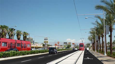 las vegas light rail light rail may finally connect mccarran airport to