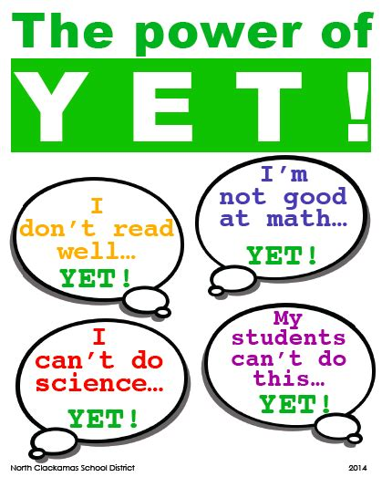 i can t do that yet growth mindset books growth mindset ms walls grade 2 classroom