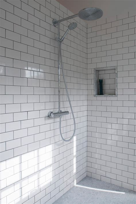 subway tile bathroom shower photos hgtv