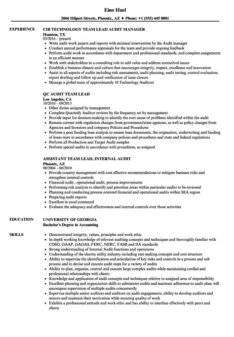 sample team leader resume how this advice plays out in a sample