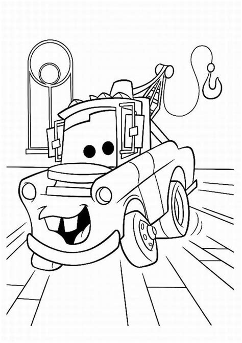 Coloring Pages Of Pixar Cars | pixar cars color pages az coloring pages