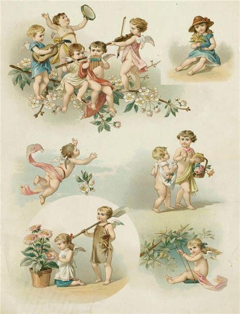 imagenes angeles vintage mejores 329 im 225 genes de huellas en pinterest religiosas