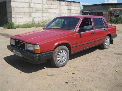 1985 volvo 740 for sale