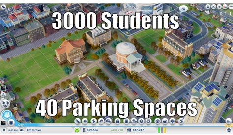 Simcity Meme - simcity has extreme realism in it s parking lots simcity