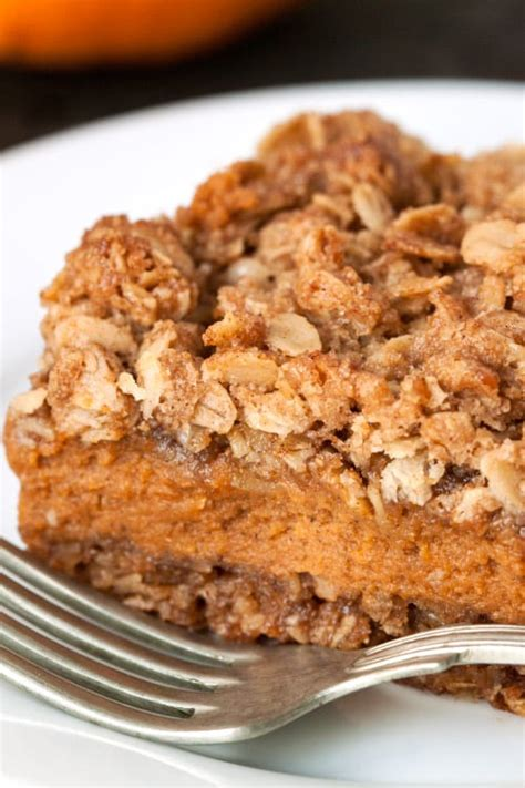 pumpkin bars with streusel topping gluten free pumpkin pie streusel bars my baking addiction