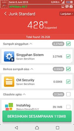clean master apk terbaru clean master cleaner v5 9 9 apk android free
