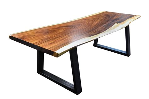 custom wood dining tables devos custom woodworking custom wood tables with metal bases