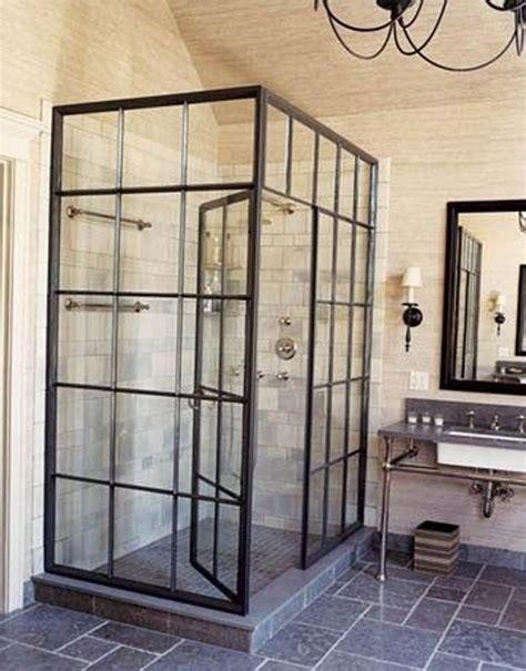 factory window shower door industri 235 le badkamer wooninspiratie