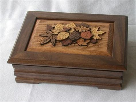 Handmade Wood Projects - handmade wooden jewelry boxes plans woodworking projects