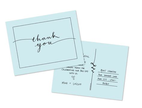 Wedding Thank You Card Template Publisher by Thank You Card Template Free New Calendar Template Site