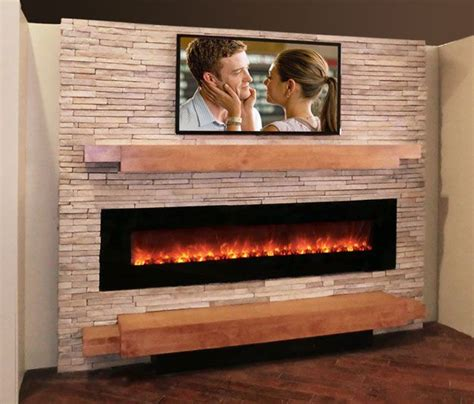 stone fireplace wall the 17 best images about stone tv fireplace wall on
