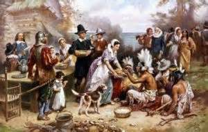 pilgrims and thanksgiving pilgrims first thanksgiving special day celebrations