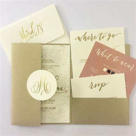Sle Layout Debut Invitation | 25 best ideas about debut invitation on pinterest