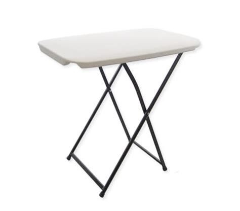 Small White Folding Table Small Folding Portable Outdoors Picnic Bbq Table White Sales