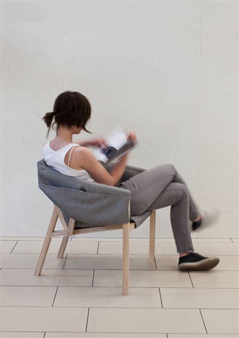 reading chair by arunas sukarevicius design milk