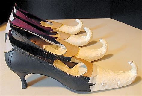 how to make shoes for how to make witch shoes for