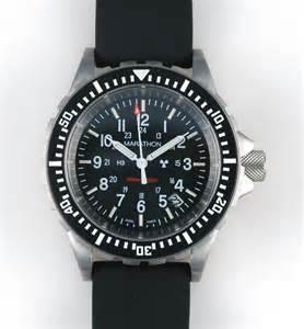 Wrist Watches Marathon Divers Watches Quartz Divers Wrist
