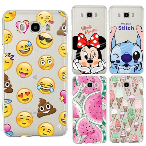 Casing Hp Samsung J7 2015 Minnie 5 Custom Hardcase for coque samsung galaxy j7 silicone transparent clear soft back cover cases for samsung