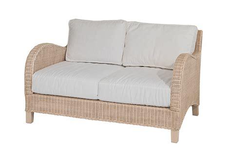 divani in midollino divano 2 posti bay midollino tessuto ecr 249 mobili