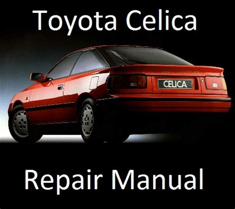auto air conditioning repair 1994 toyota celica electronic toll collection toyota celica repair manuals
