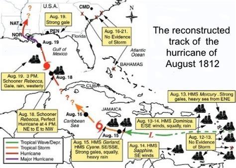 louisiana hurricane map 19th century jamaica s history always something new to