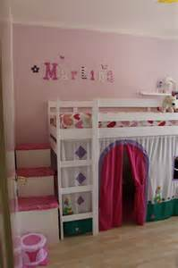 mydal loftbed with play area for s room ikea
