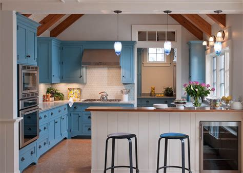 Blue Kitchens by 13 Fresh Kitchen Trends In 2014 You Must See Freshome