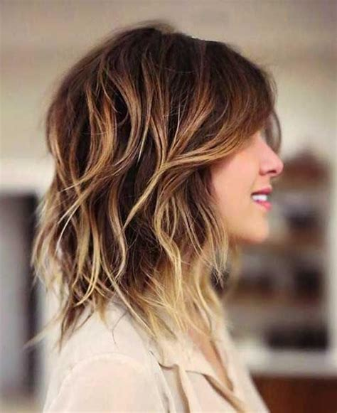 25 most superlative medium length layered hairstyles 15 photo of long hair short layers hairstyles